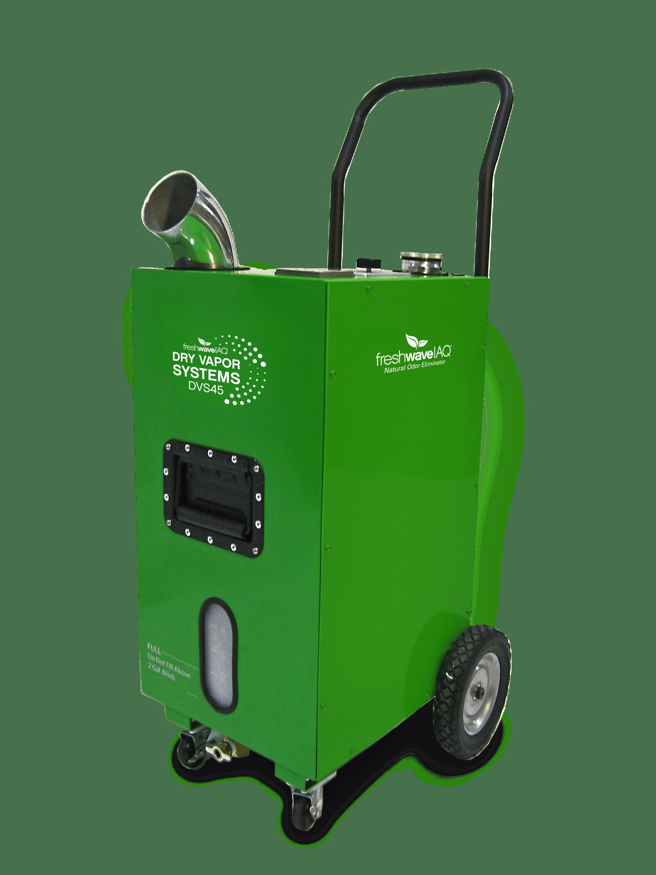 DVS45 mobile odor eliminating unit