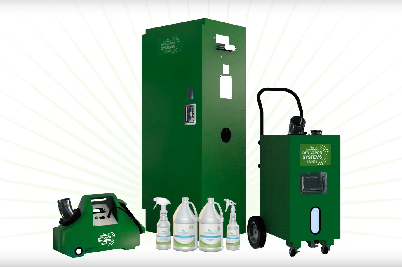 Dry Vapor Systems products
